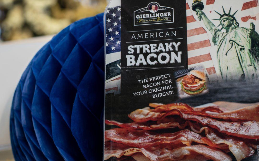 Megérkezett az American Streaky Bacon